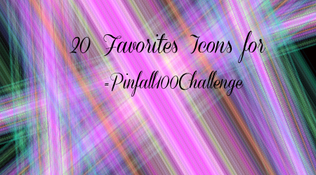 ::20 Favorites Icons:: by RyanTaylorGirl