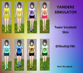 Team Vocaloid Skin by ShutUp786