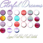 Colorful Dreams Photoshop Styles
