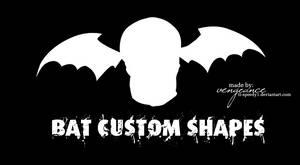 +.BATS.+ Custom Shapes
