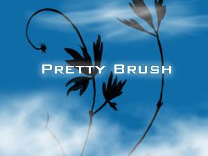 Pretty Mist and Stars by PrettyBrush