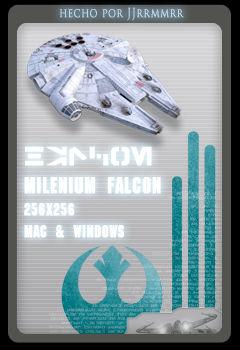 milenium falcon