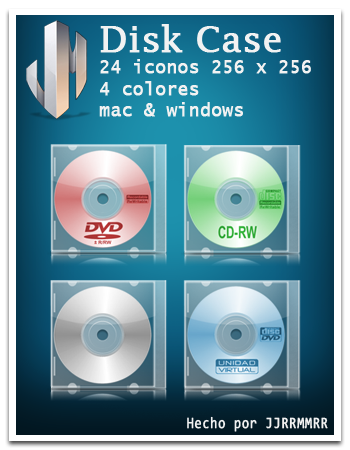 Disk Case by jjrrmmrr