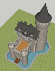 Keystone levels animation