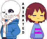 Undertale Pixel by TANblaque