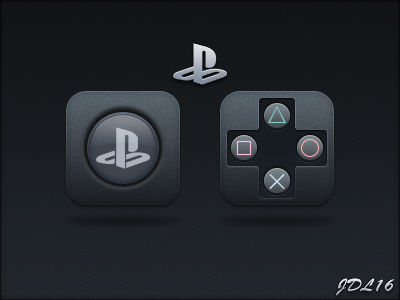 Psx4all Icons for iPhone 4