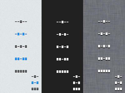 Morse Bars v2.0 - DLC by JDL16