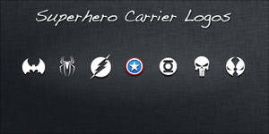 Superhero Carrier Logos - Zeppelin by JDL16
