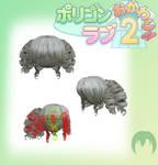 PL2 MMD Queen's hair