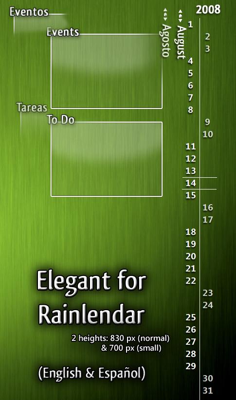 Elegant -Vertical-