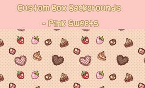 Free Custom Box Backgrounds