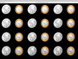 Dia YellowGold Icon set 01 OSX by taketo