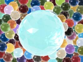 Crystalisman QT Icon PSD Set 2 by taketo