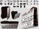 Cubepolis City Folder Icon OSX
