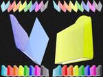 Glacier Bump 3D FolderIconPSD4