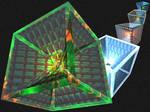 Quadrilateralistic 3D DockIcon