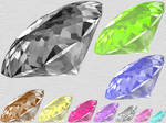Shining Diamond Fancy Cut ICON