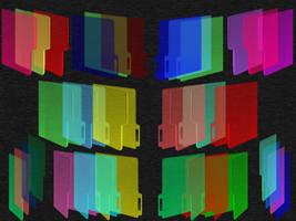 Practical folder-skin set  2 by taketo