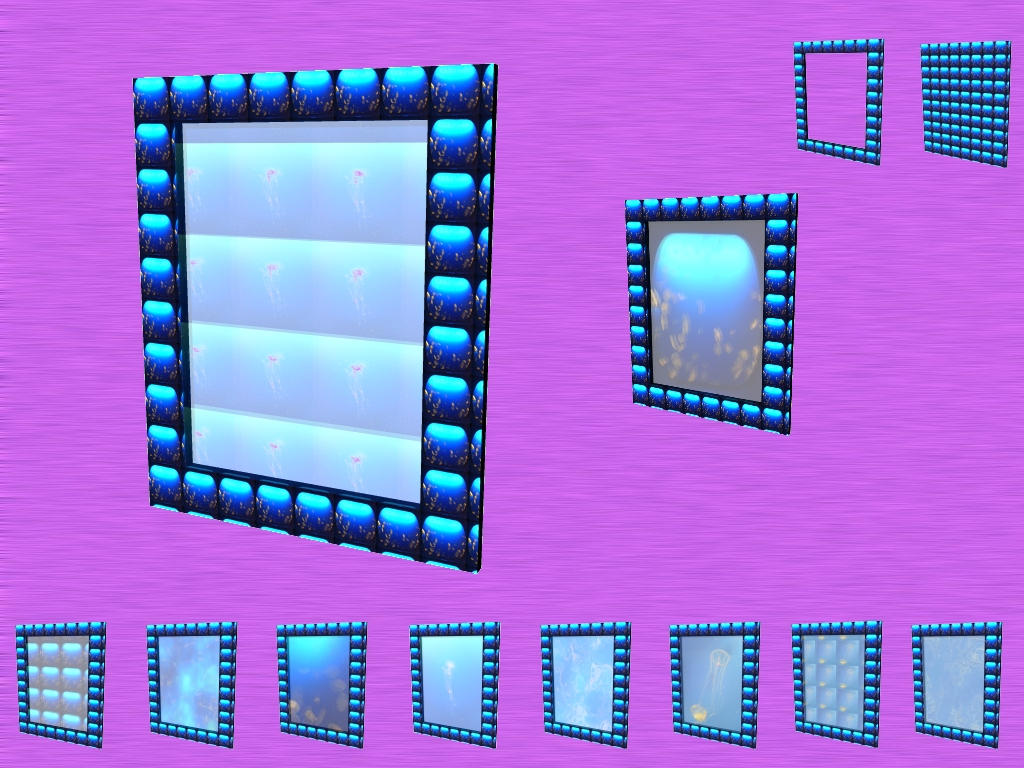 Glasses Frame Psd : MidnightAqua Picture Frame PSD by taketo on DeviantArt