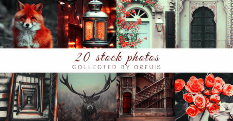 20 Stock Photos collected by Oreuis by oreuis