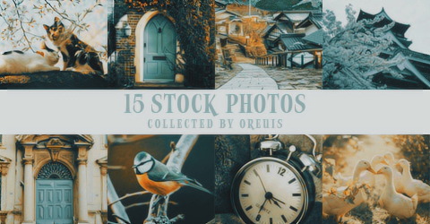 15 Stock Photos collected by oreuis by oreuis
