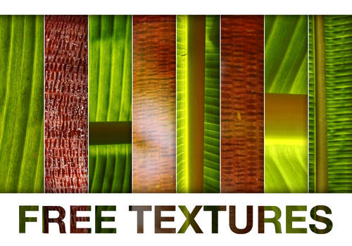 BANANIC - free texture pack