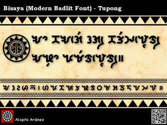 Bisaya MBF - Tupong by plus24seven