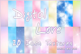 Icons Texture Set 3 by teixxx