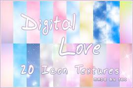 Icons Texture Set 3 by teixxx
