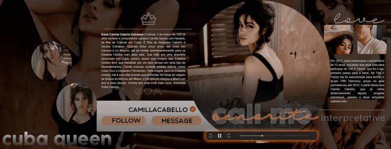 CABELLO TEMPLATE