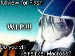 - Macross WiP 01