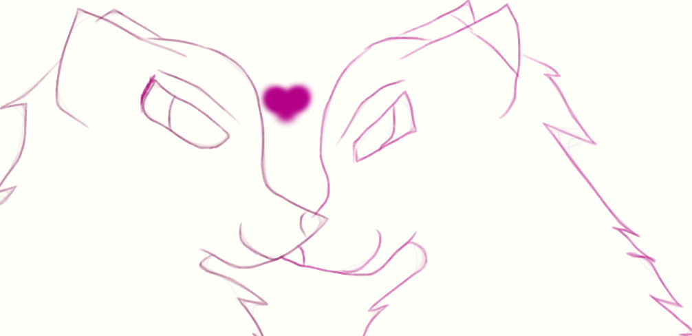 Love by FlameBerryTheWolf
