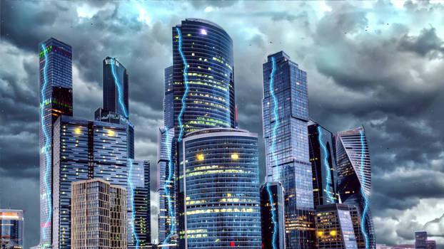 Moscow City Megapolis