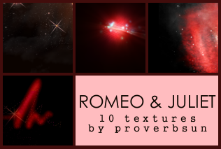 Texture Set 005 by ProverbialSunrise