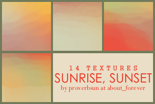 Texture Set 064 by ProverbialSunrise