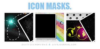 Icon Masks by DJelli