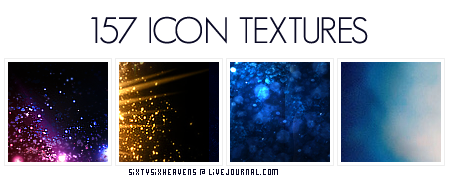 157 mixed icon textures by DJelli