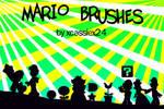 Mario Brushes
