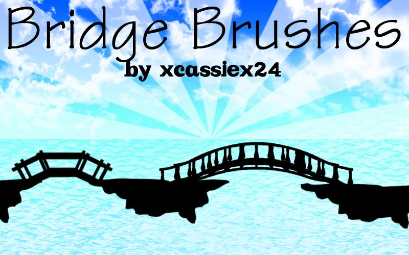 Bridge Brushes by xCassiex24