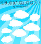 Cloud Brushes Set 1