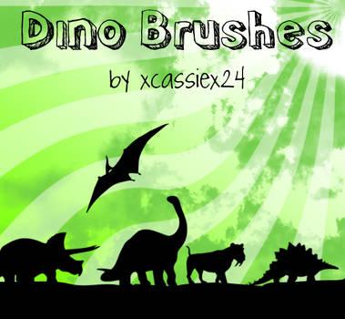 Dino Brushes
