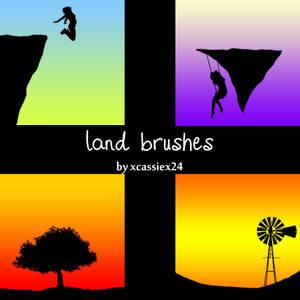 Land Brushes