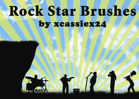 Rock Star Brushes