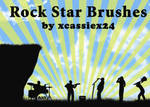Rock Star Brushes