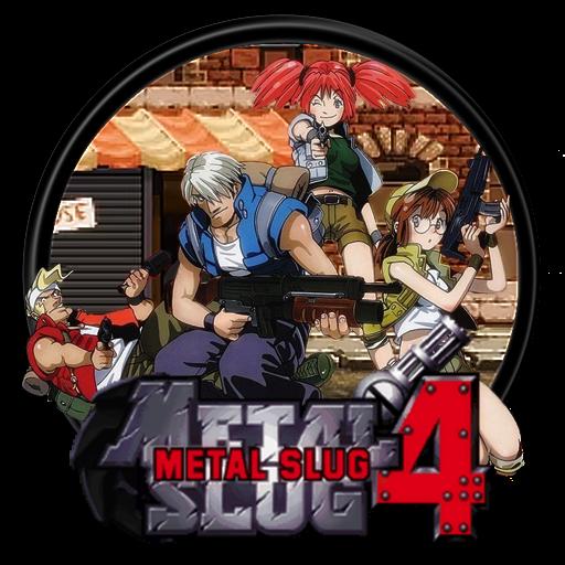 Metal Slug 4 game icon by 19Sandman91 on DeviantArt