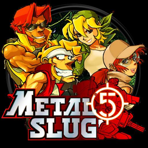Metal Slug 5 game icon by 19Sandman91 on DeviantArt