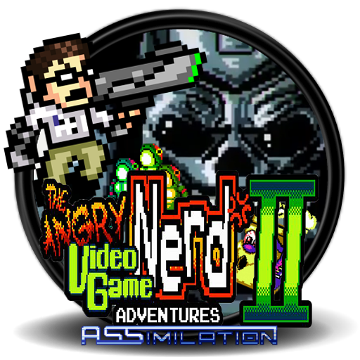 Angry Video Game Nerd 2 ASSimilation - All Bosses (No ...