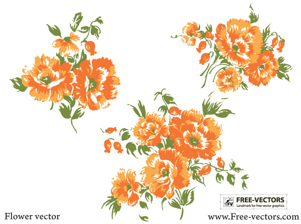 Free Flower Vector by Free,Vectors on DeviantArt