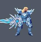 Siegfried, Soul Calibur Mobile