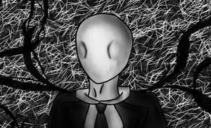 Slenderman [ANIMATION] [2,000 WATCHERS SPECIAL]